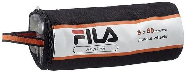 Fila Wheels 80mm/82A Black/Black