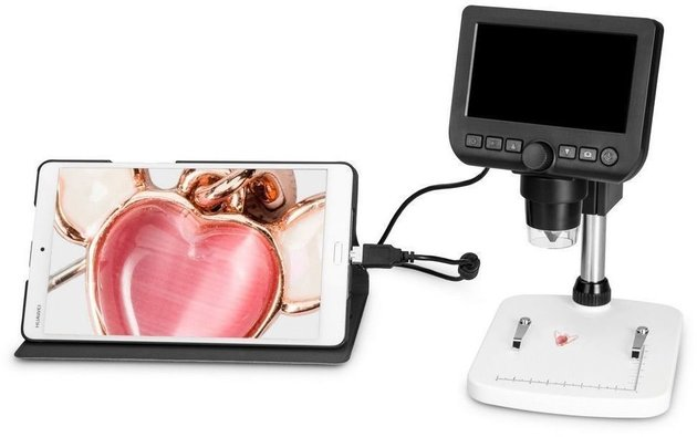 Levenhuk DTX 300 LCD Digital Microscope