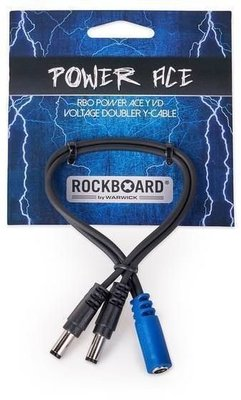 RockBoard Power Ace Voltage Doubler Y Cable