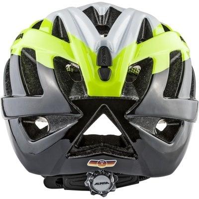 Alpina Helmet Panoma 2.0 White/Neon/Black 56-59