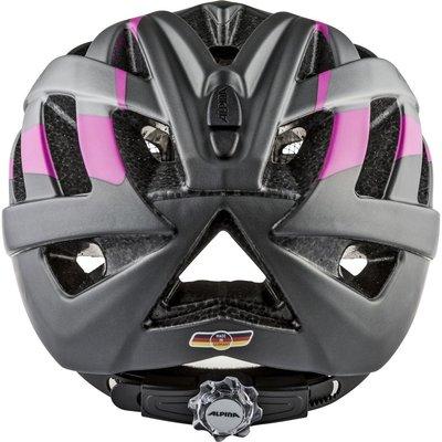 Alpina Helmet Panoma 2.0 L.E. Titanium/Pink 52-57