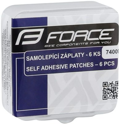 Force Self-Adhesive Patches 6 pcs