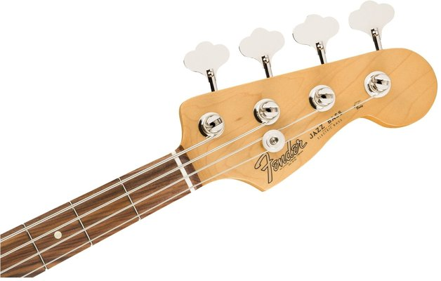 Fender Vintera 60s Jazz Bass PF Firemist Gold