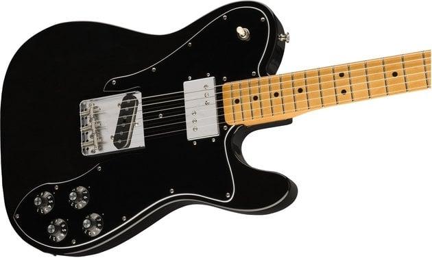 Fender Vintera 70s Telecaster Custom MN Black