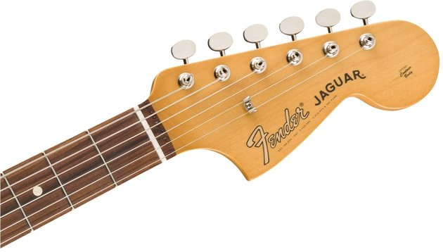 Fender Vintera 60s Jaguar PF 3-Color Sunburst