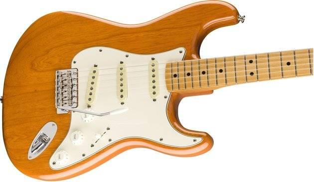 Fender Vintera 70s Stratocaster MN Aged Natural