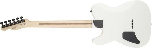 Fender Jim Root Telecaster Ebony Flat White