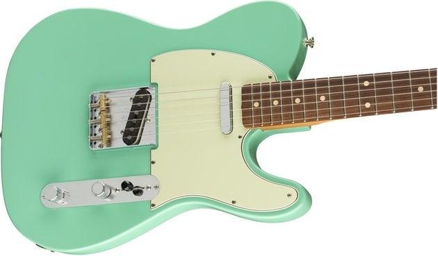 Fender Vintera 60s Telecaster Modified PF Sea Foam Green
