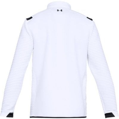 Under Armour Storm Daytona 1/2 Zip Mens Sweater White XL