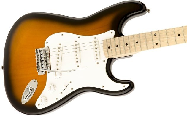Fender Squier Affinity Series Stratocaster MN 2-Color Sunburst