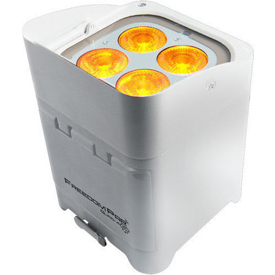 Chauvet Freedom Par Quad-4 IP White