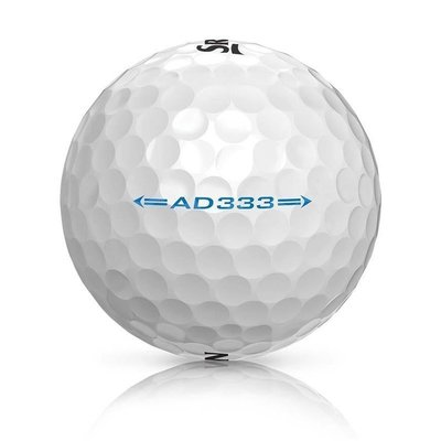 Srixon AD333 Golf Balls Six Pack Limited Edition