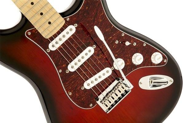 Fender Squier Standard Stratocaster MN Antique Burst