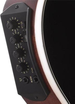 Epiphone CEC Coupe Ebony