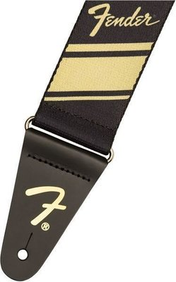 Fender 2'' Competition Stripe Strap Gold