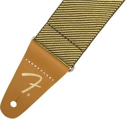 Fender Weighless Strap Tweed