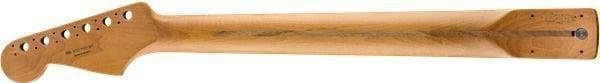 Fender Roasted Maple Strat Neck 22 Jumbo 12'' PF Flat Oval