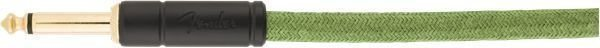 Fender Festival Series 18.6' Angled Cable Pure Hemp Green