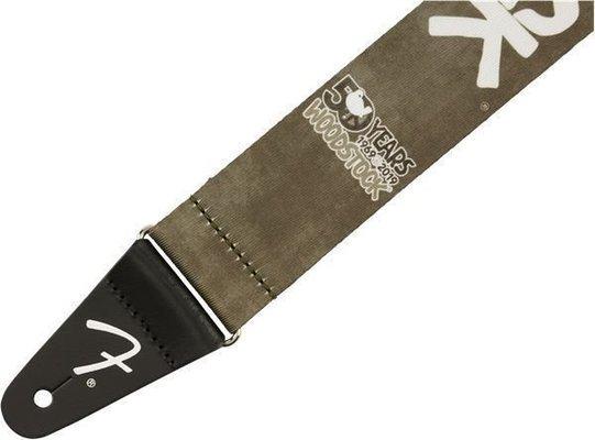 Fender 2'' Woodstock Strap Black