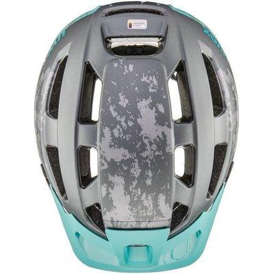 UVEX Finale 2.0 Grey/Light Blue Matt 52-57