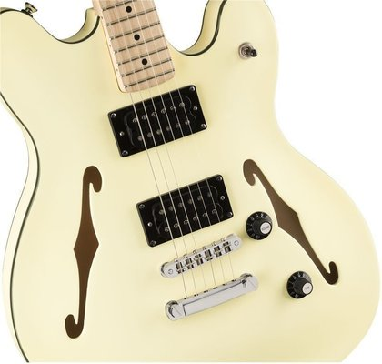 Fender Squier Affinity Series Starcaster MN Olympic White