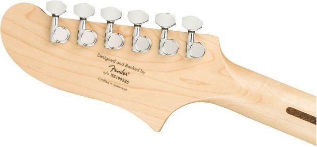 Fender Squier Affinity Series Starcaster MN Black