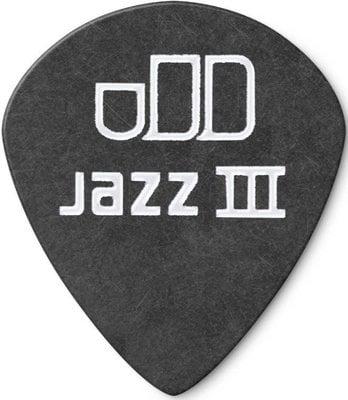 Dunlop 482R 1.14 Tortex Black Jazz Sharp