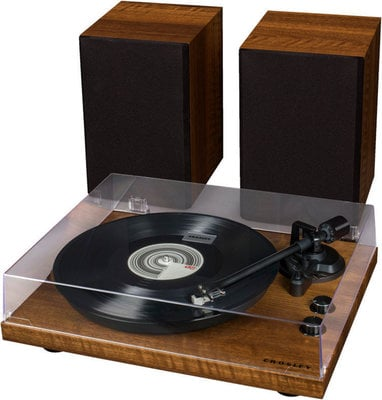 Crosley C62 - Walnut