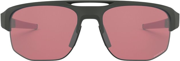 Oakley Mercenary Matte Carbon/Prizm Dark Golf