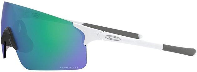 Oakley EVZero Blades Matte White/Prizm Jade