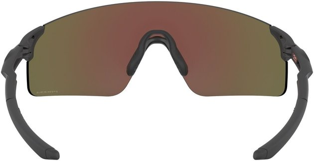Oakley EVZero Blades Steel/Prizm Sapphire