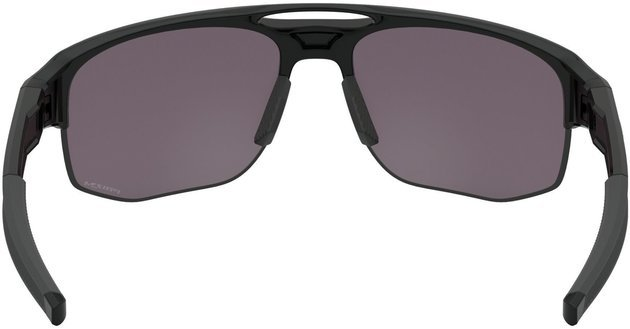Oakley Mercenary Polished Black/Prizm Grey