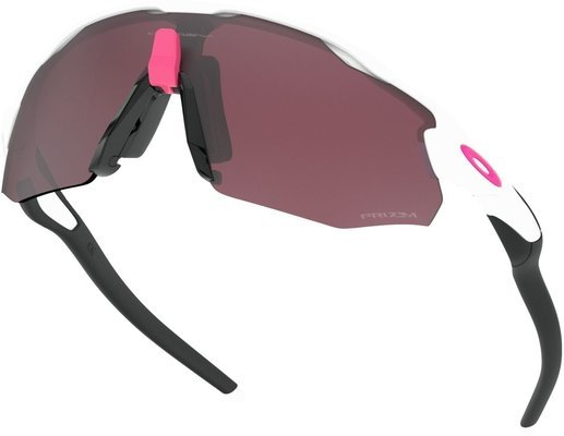 Oakley Radar EV Advancer Polished White/Prizm Road Black