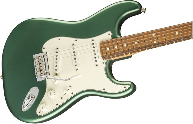 Fender LTD Player Series Stratocaster PF Sherwood Green Metallic
