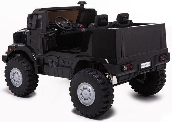 Beneo Mercedes-Benz Zetros Black