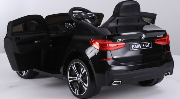 Beneo BMW 6GT Black