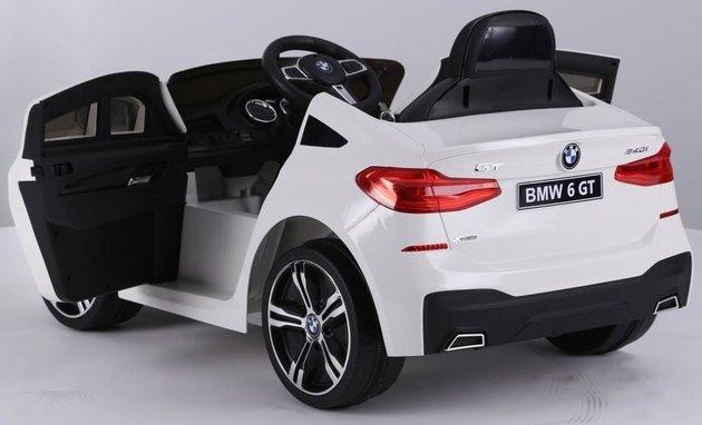 Beneo BMW 6GT White