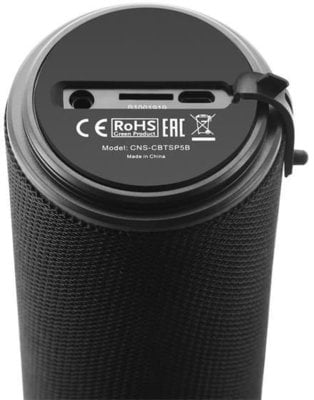 Canyon Bluetooth V5.0 Graphite Black
