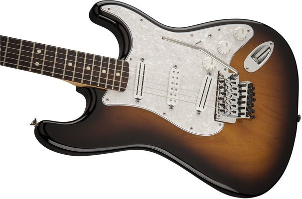 Fender Dave Murray Stratocaster MN 2-Color Sunburst