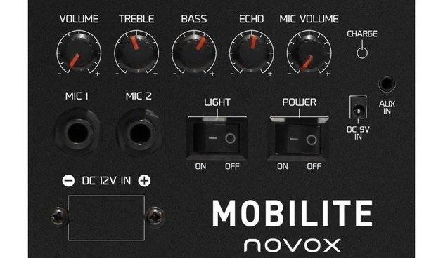 Novox Mobilite Green
