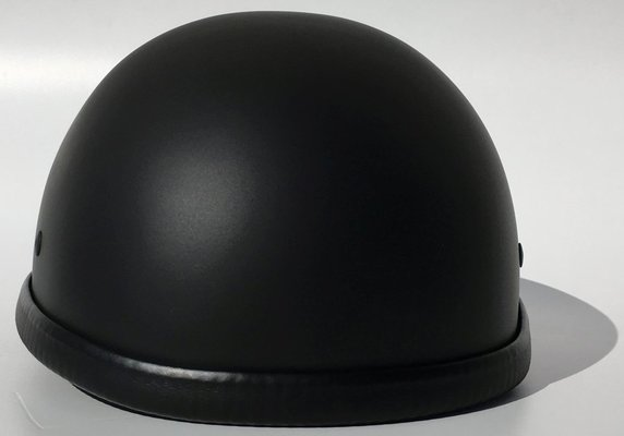 BikeTech Braincap Black Matt M