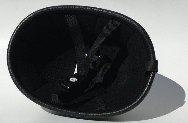 BikeTech Braincap Black L