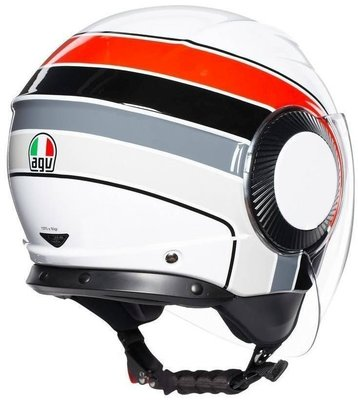 AGV Orbyt Multi Brera White/Grey/Red M