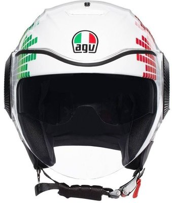 AGV Orbyt Multi Ginza White/Italy L