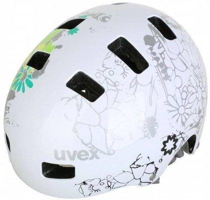UVEX Kid 3 White Flower 51-55