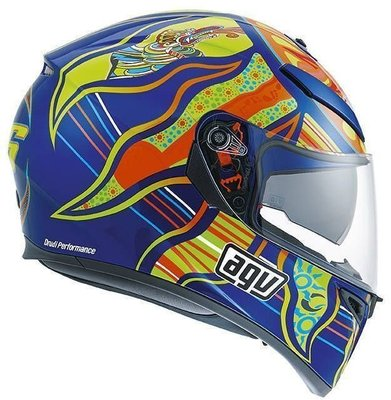 AGV K-3 SV Five Continents MS