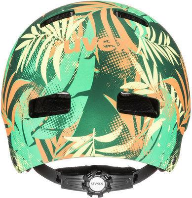 UVEX Kid 3 CC Green/Orange 55-58