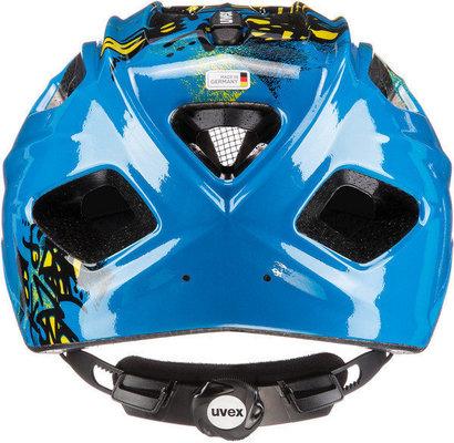 UVEX Quatro Junior Blue/Yellow 50-55