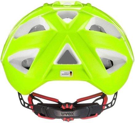 UVEX Quatro XC Neon Lime 56-61