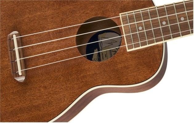 Fender Seaside Soprano Ukulele Pack Natural